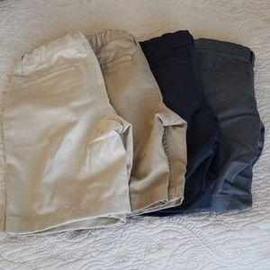 4 Pairs Shorts